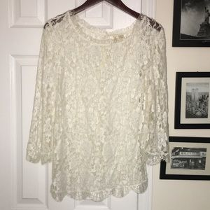 2 for 1, Lace Shirt Deal